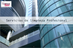 empresas de limpieza profesional en edificios Cantabria
