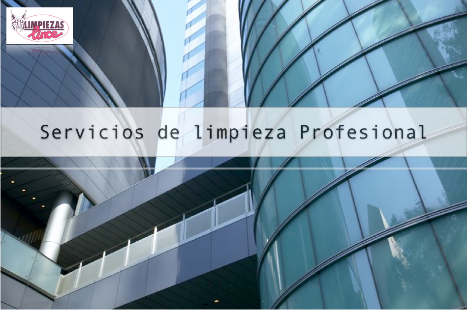 empresas de limpieza profesional en edificios Cantabria  LImpiezas Lince