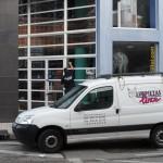Empresas limpieza de vidrios Cantabria Limpiezas Lince