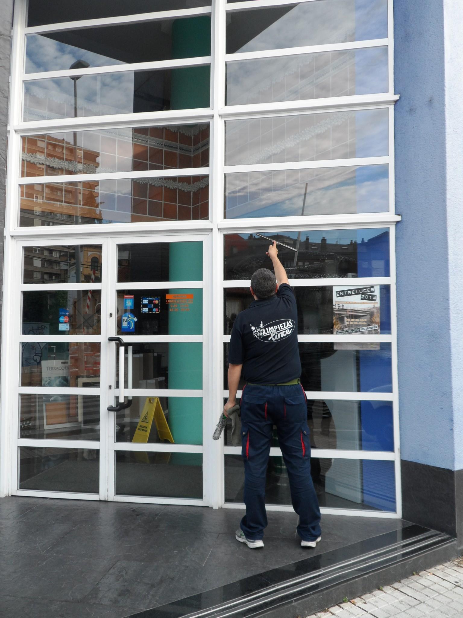 Limpiezas Lince Empresas De Limpieza En Altura Cantabria  ~ Limpieza De Ventanas Y Cristales