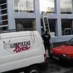 Empresas limpiezas profesionales de cristales Cantabria Limpiezas Lince