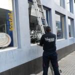 limpieza de cristales Santander Limpiezas Lince